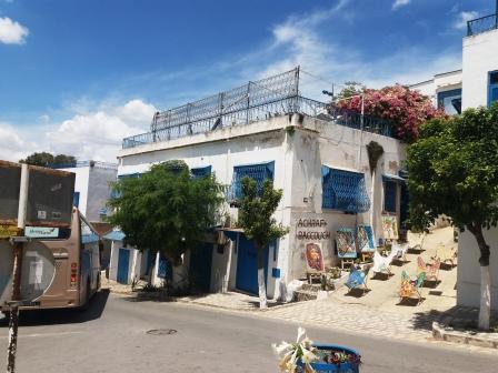 Suveniruri Tunis