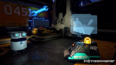 Mothergunship Game Screenshot 4