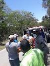 La Guázara:- Accidente de motor deja hombre gravemente herido