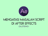 "Cara Mengatasi ""Unable to execute script at line 112"" di After Effects"