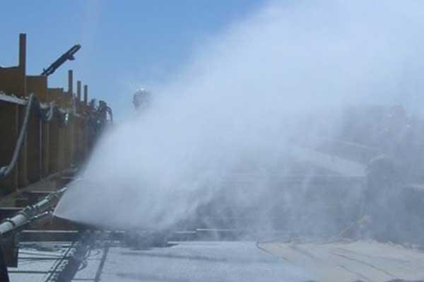 pengendalian mutu beton jalan dengan uap