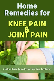 Home Remedies for Knee Pain and Joint Pain Treatment