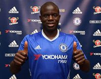 Chelsea star Kante admits PSG 'contact'
