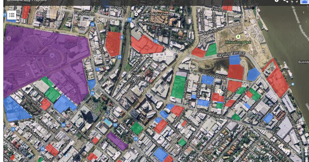 Brisbane Apartment: Developments in Brisbane