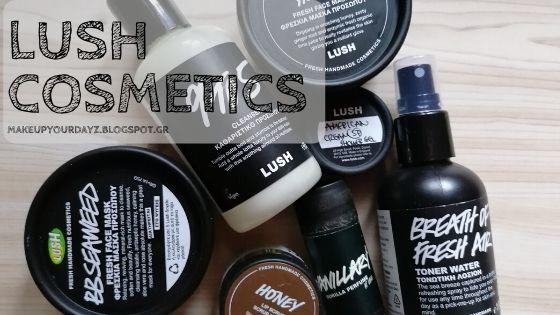Lush Cosmetics, μία vegeterian skincare εμπειρία