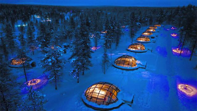 finland bucketlist