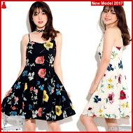 JDB128 FASHION Poplin Ond215 Perempuan Dress BMG