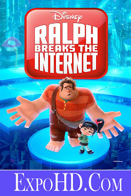 Ralph Breaks The Internet (2018) [WEBRip] [720p] [1080p] Download Free Now