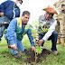 Viceministerio de Medio Ambiente, Alcaldía, Sernap y Esconbol ejecutan 1ra fase de campaña de reforestación