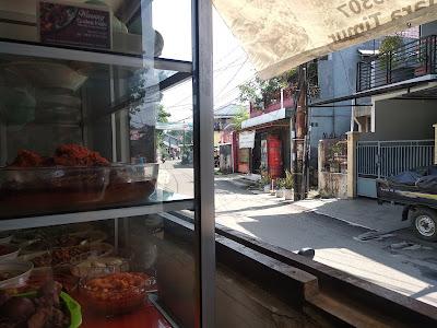 Warung Gudeg Jogja Winong Sudimara Timur Ciledug