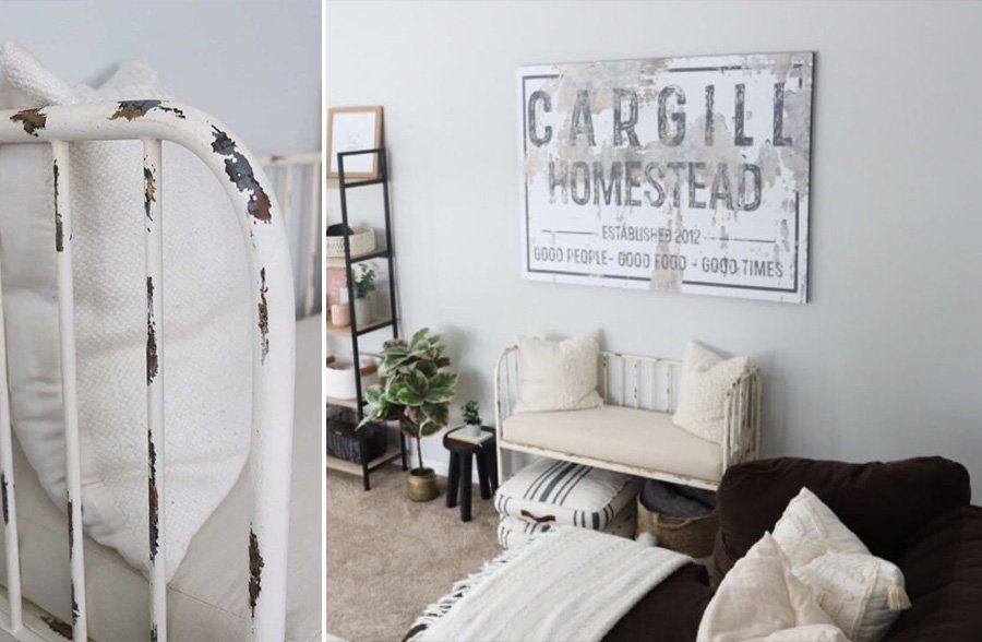 A collection of fantastic farmhouse and vintage finds to decorate your home