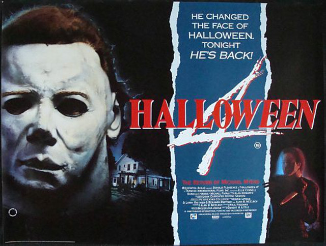 throwback trailer halloween 4 the return of michael myers - Halloween Trailers