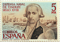 DEFENSA NAVAL DE TENERIFE, SIGLO XVIII