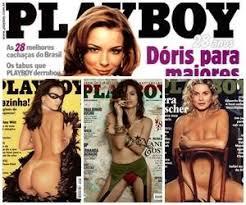 Fotos de famosas pelada nua na Playboy e Sexy