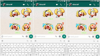Cara Membuat Stiker Whatsapp Layla Mobile Legends