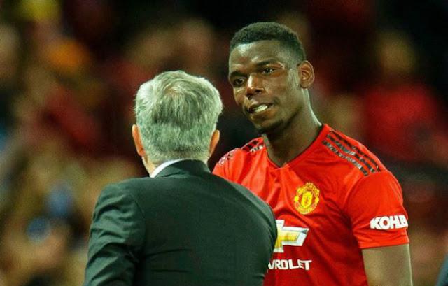 """Rung chuyển MU: Pogba lộ mặt Judas, Mourinho tức giận """"đuổi thẳng cổ"""" 2"""
