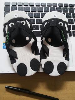 jual Sandal Sancu Motif Sheep