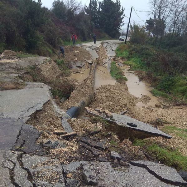 Πρέβεζα:Αυξομοιώσεις στο δίκτυο ύδρευσης λόγω  εργασιών για την αποκατάσταση της μεγάλης ζημιάς στην Τ.Κ Νικόπολης