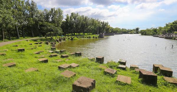 台中西屯|台中都會公園|大肚山上廣達88公頃的大型綠地公園