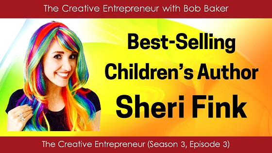 sheri fink childrens book author interview