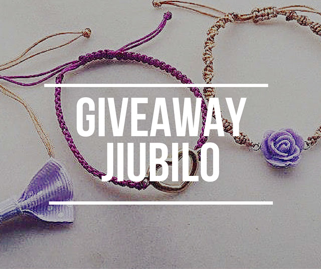 Giveaway: 3 bracelets by Jiubilo Handmade Jewelleries