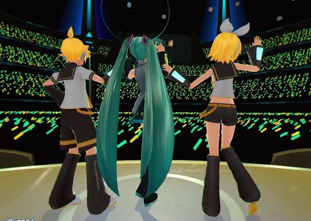 Hatsune Miku: VR Future Live Second Stage review