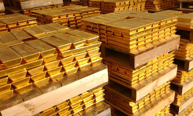 Denunciaron salida irregular de 2.1 toneladas de oro desde Venezuela hacia Emiratos Árabes Unidos