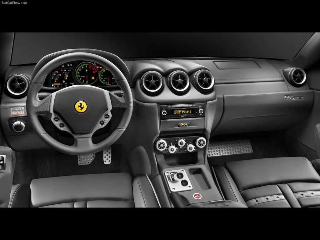 Ferrari Interior Car Models