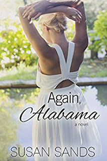 letmecrossover_blogger_blog_michele_mattos_youtube_youtuber_booktube_books_book_free_amazon_kindle_reading_haul_download_again_alabama_susan_sands_romance_southern_south_cover_giirl_review