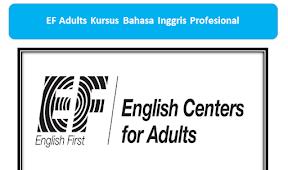 EF Adults Kursus Bahasa Inggris Profesional, Yuk Segera Daftar!