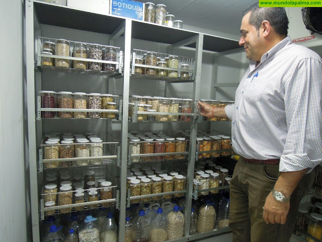 El proyecto de la Consejería de Agricultura, Ganadería y Pesca ya dispone de 150 ficheros de especies