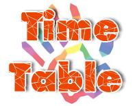 Krishna University Time Table 2020