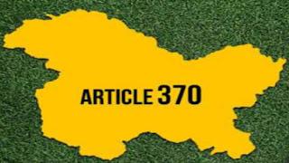 आप कश्मीर का 'क' लिखिये तुरन्त कोई 'प' लेकर आ जायेगा?
