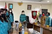 Ibu Rita Pimpin PKK Sulut Ikut Pembukaan Rakernas IX PKK 2021 Secara Vurtual