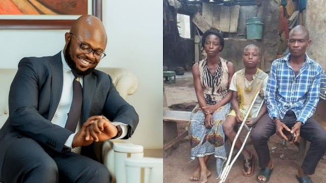 Ebele & Anyichuks Foundation erased poverty from the lives of the Nwekes
