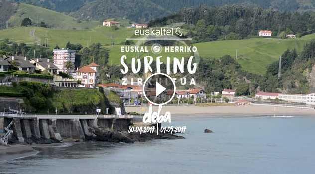 Euskal Herriko Surf Zirkuitua 2017 - 1 Froga - Deba