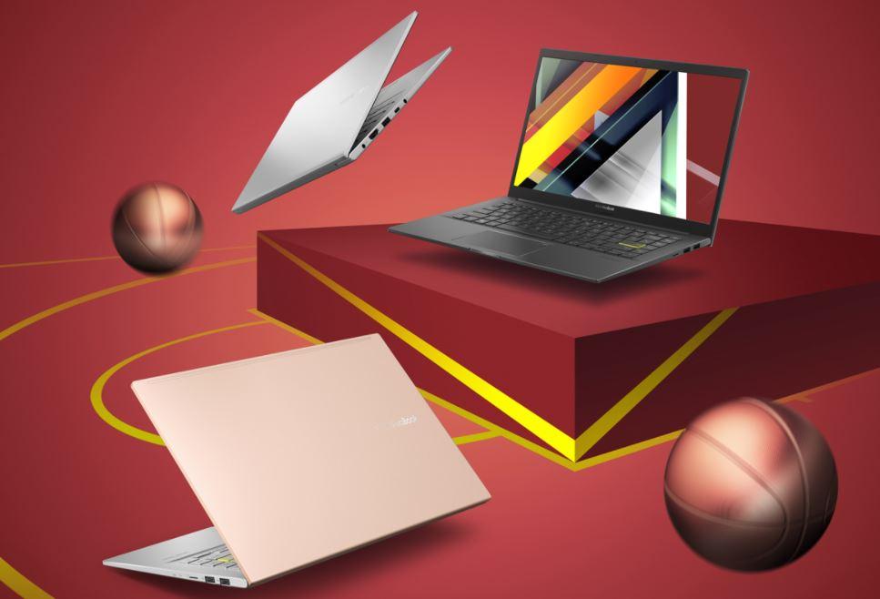 Asus VivoBook Ultra 14 M413UA VIPS751, Laptop Ringan dan Tipis Bertenaga Ryzen 7 5700U