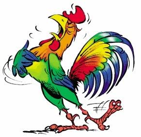 Resultado de imagen para significado gallo policia federal