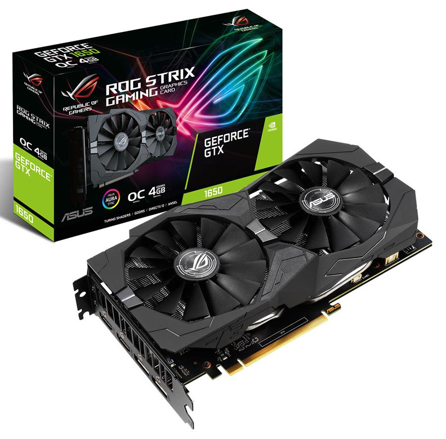 GPU handal dari Asus GTX keren 4 GB