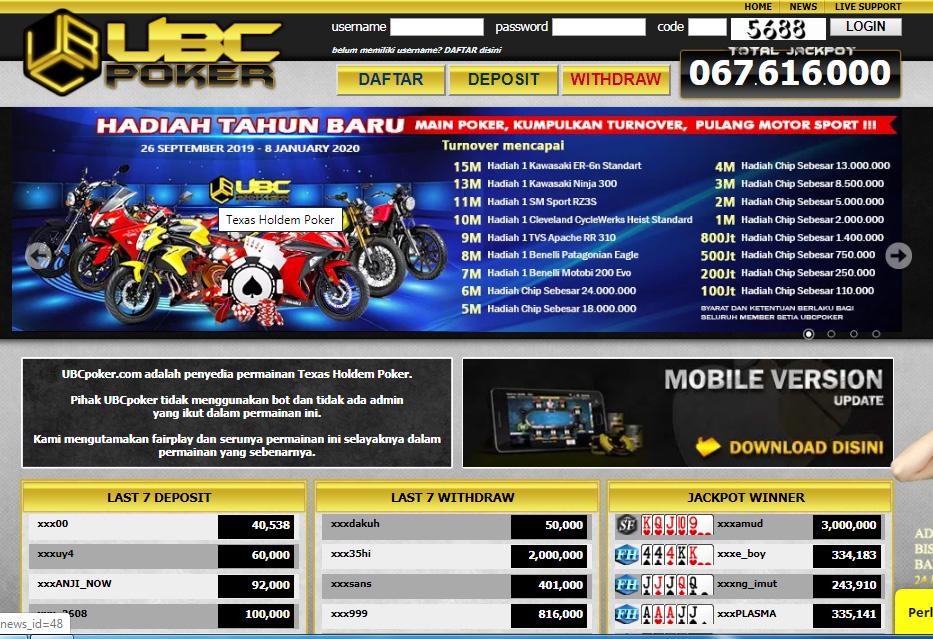 Pro id Poker PKV | UBCPoker | Pro.ID PKV