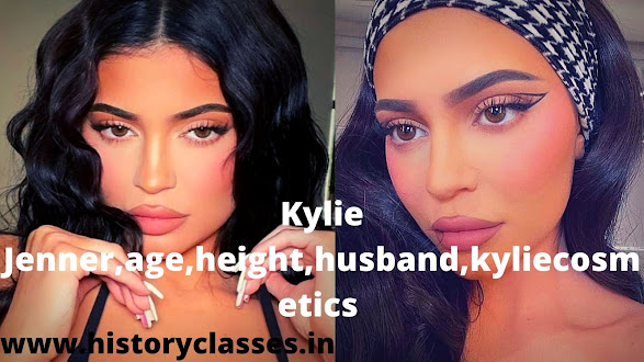 autobiography of kylie jenner