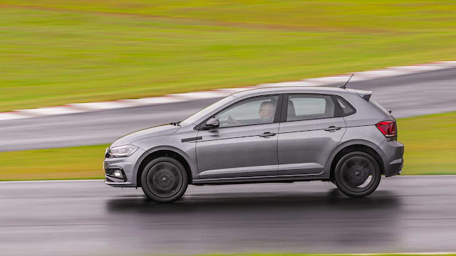 Novo VW Polo GTS 2020