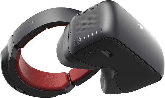 DJI has announced a novel VR headset for your  DJI Goggles Racing Edition - Best FPV Goggles?