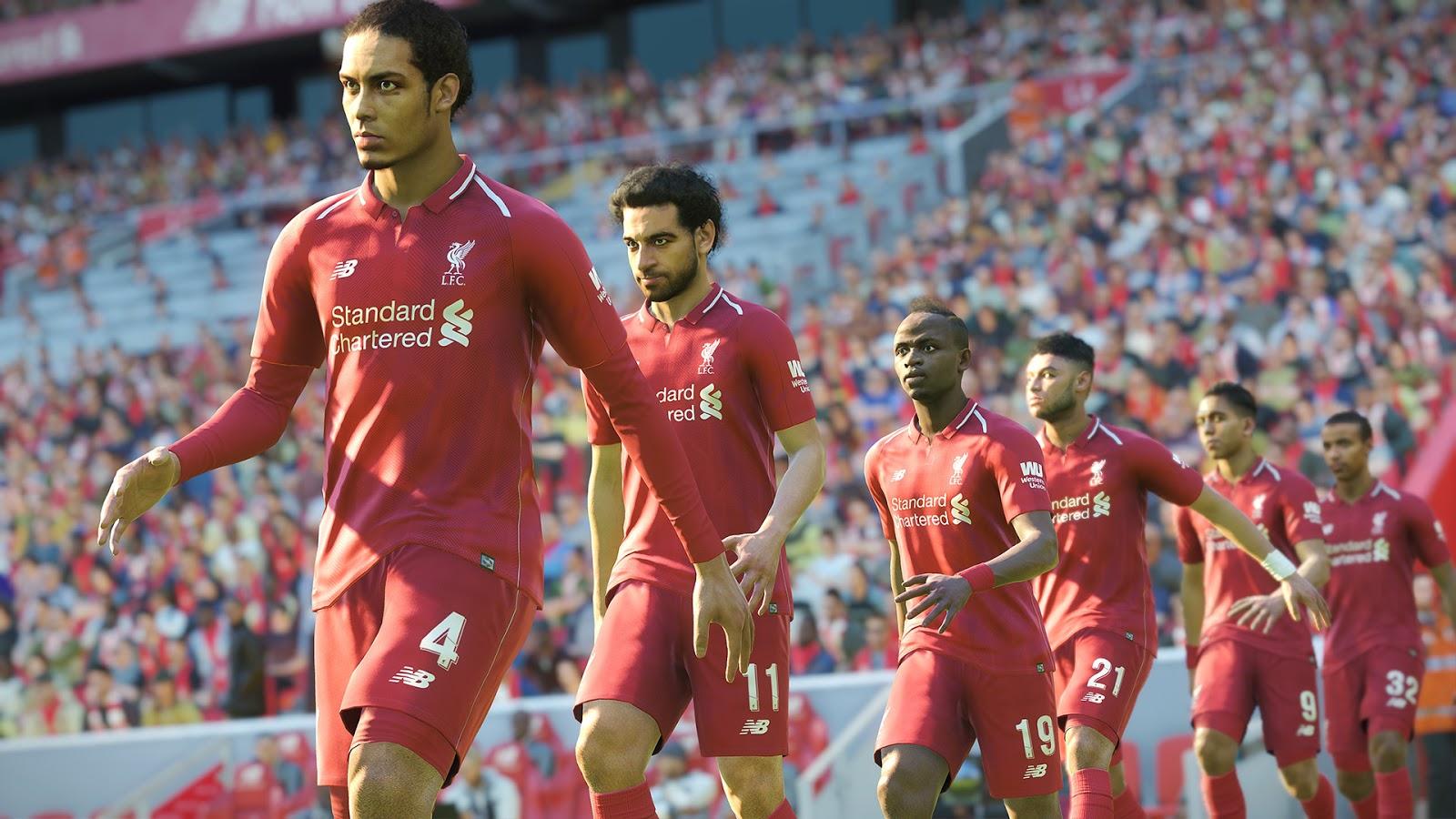Pro Evolution Soccer 2019 PC ESPAÑOL (CPY) 2
