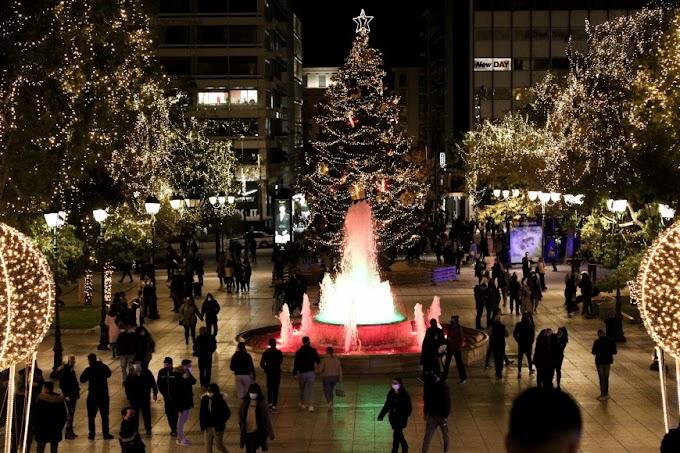 Lockdown: Όλα τα μέτρα και οι εξαιρέσεις που ισχύουν για τα Χριστούγεννα