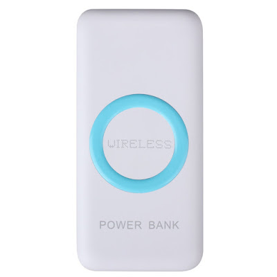 Wireless Charger Power Bank 7000mAh 2 in 1 Wireless Charging Galaxy S8 Plus