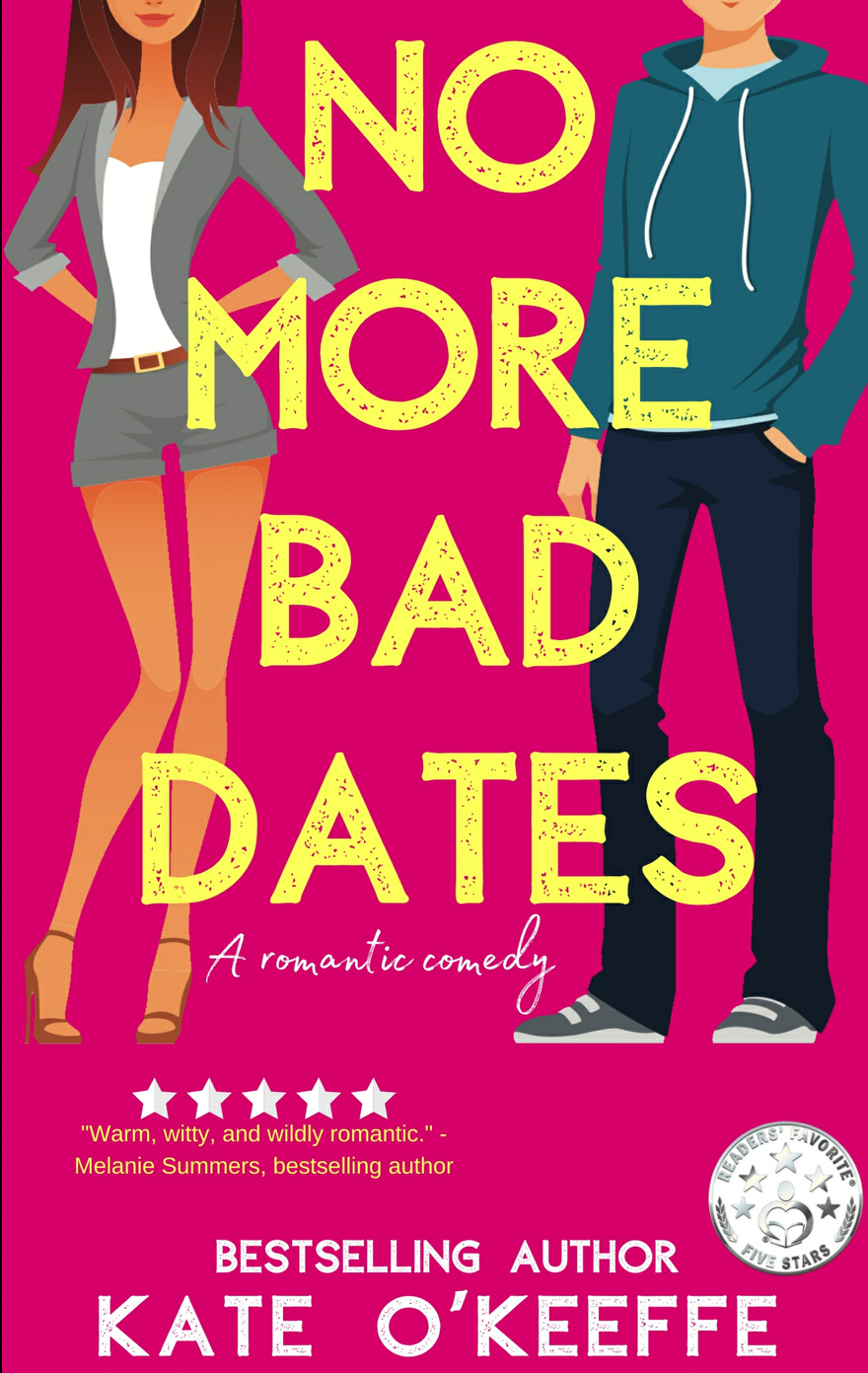 Book Review - No More Bad Dates by Kate O'Keefe
