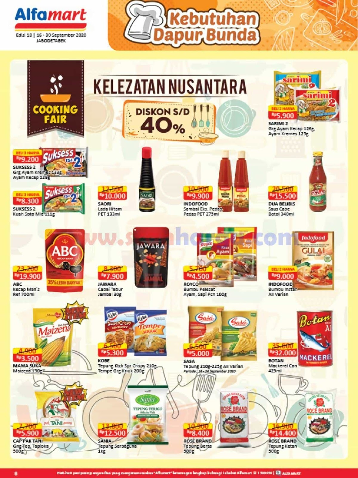 Katalog Promo Alfamart 16 - 30 September 2020 8