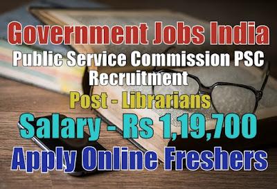 Public Service Commission PSC Recruitment 2020
