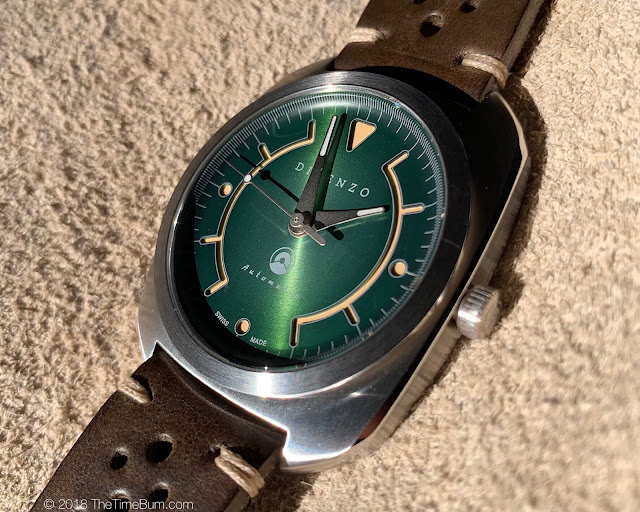 DiRenzo DRZ 02 green